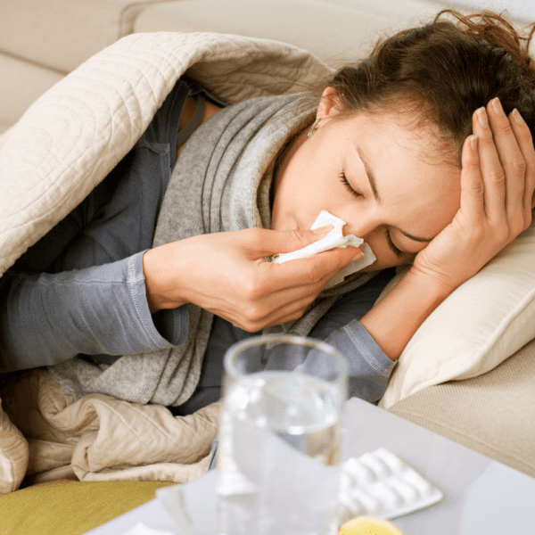Getting Rid of a Sinus Infection Without Antibiotics