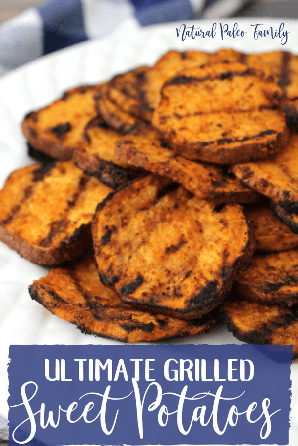 If you're looking for a fun new way to cook those sweet potatoes this summer, then look no further than these ultimate grilled sweet potatoes. The perfect blend of sweet and savory, they will be an instant hit and summer staple for your family!