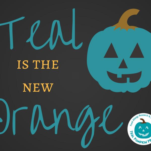 The Teal Pumpkin Project & 5 Halloween Candy Alternatives