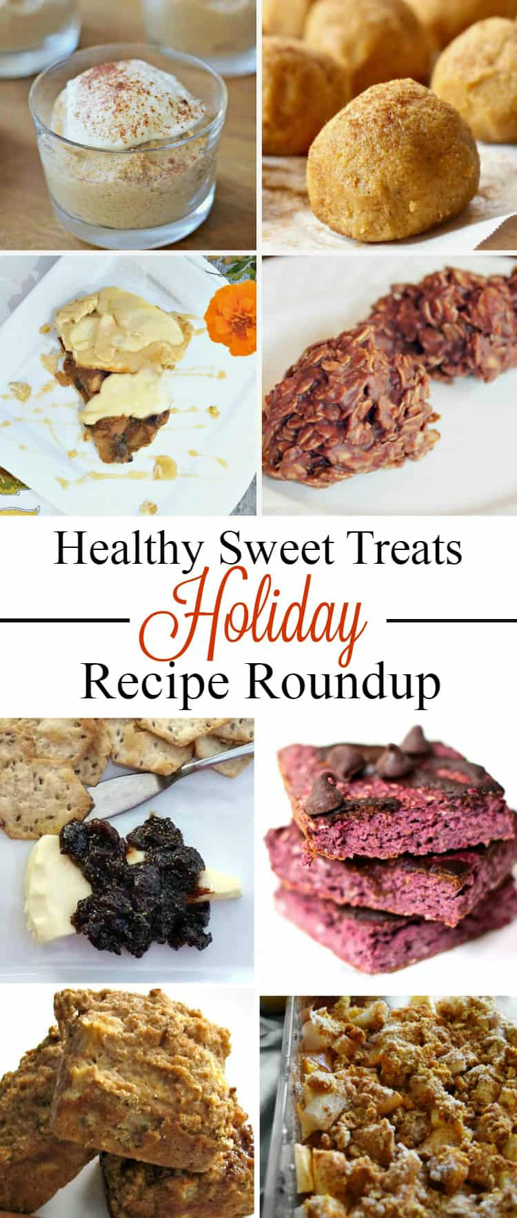 The holiday season is full of delicious treats!  But what do you do when you have food allergies and need to avoid most sugars?  I know that avoiding sweets during the holiday season has always been difficult for me.  If you are looking for healthy holiday desserts, then you've come to the right place!