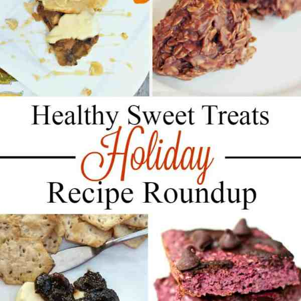 Sugar Free & Gluten Free Healthy Holiday Desserts