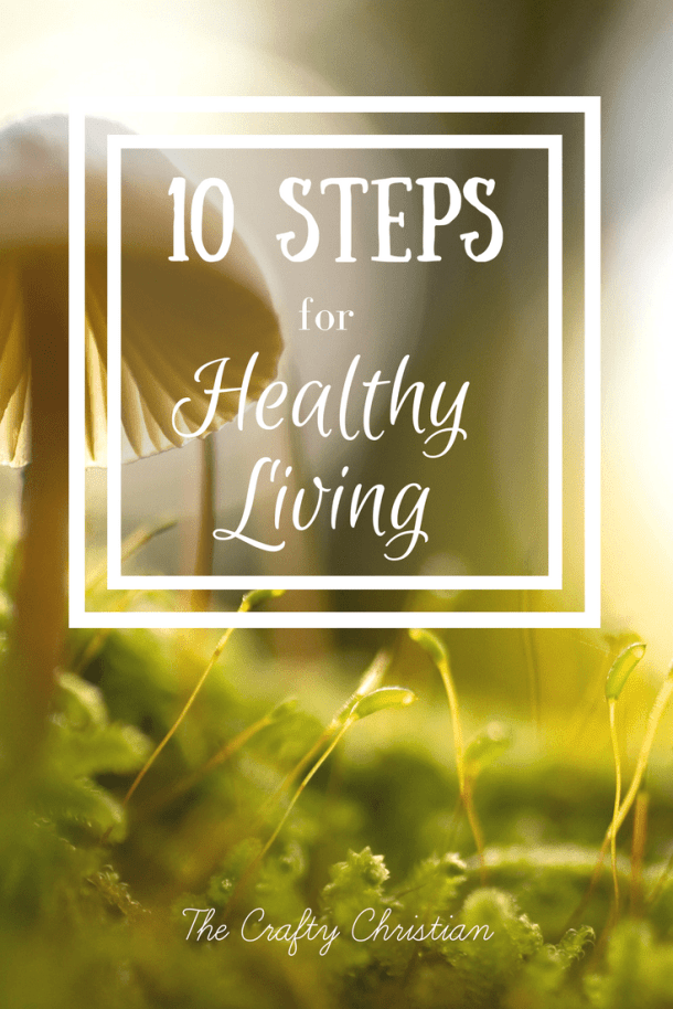 This time of year, we are all overwhelmed.  The holidays are behind us, yet we are still struggling with getting back in the swing of things while also facing down the pile of goals that we decided to make for this coming year.  So here are 10 steps toward healthy living that will help you get on track without being overwhelmed!