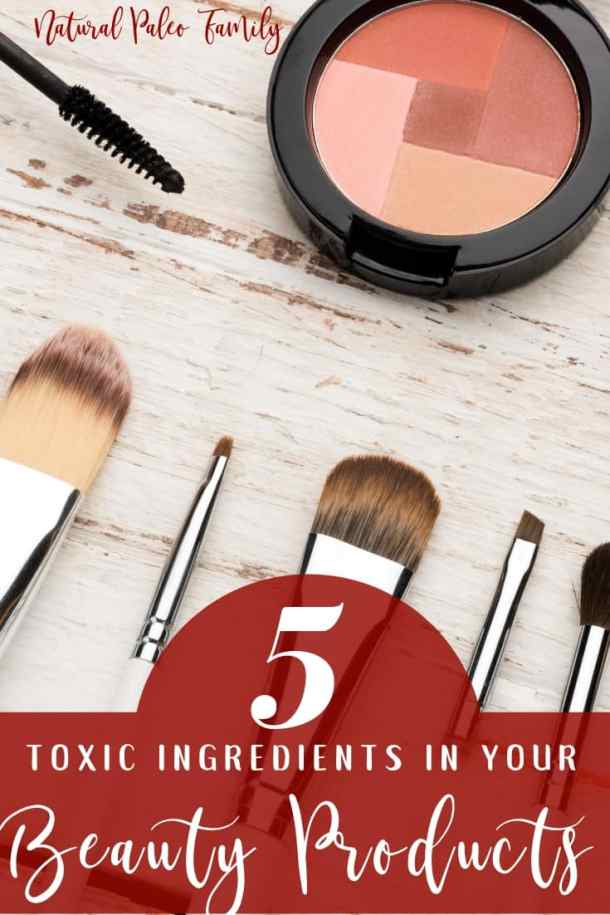5 Toxic Ingredients in your Beauty Products {& DIY Dry Shampoo