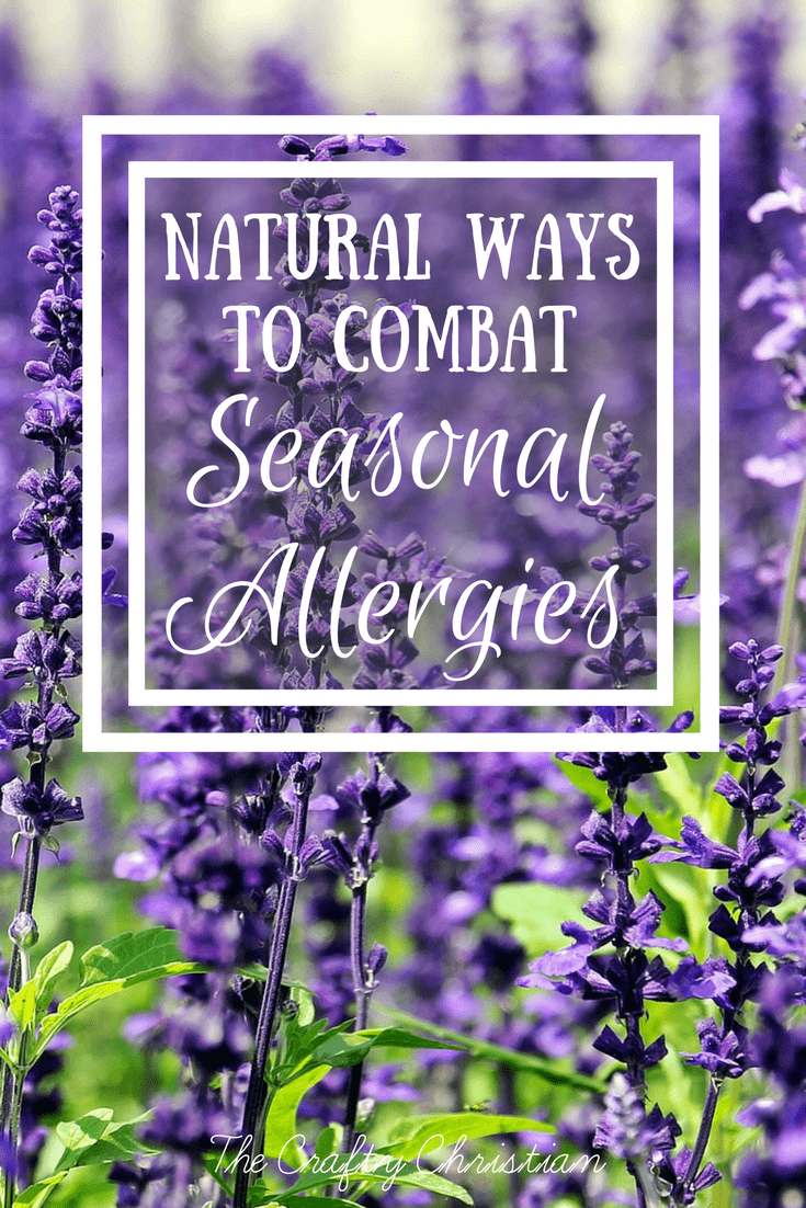 The sun is finally out of its cloudy cocoon, shining and awakening nature, flowers are blooming, trees are getting greener every day, birds are chirping, am I forgetting something? Of course. The sneezing and itching may commence!  Natural ways to combat seasonal allergies!