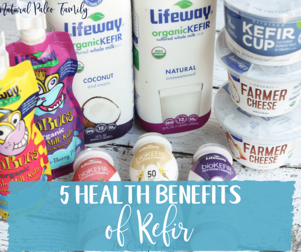Kefir is all the rage these days, being found in health food stores across the country and countless recipes showing up on Pinterest. If you're new to alternative health, kefir is a probiotic-rich fermented beverage, made with kefir grains and milk. It contains much more healthy bacteria for our digestive systems than yogurt, and is much simpler to make. The health benefits of kefir are huge. Focusing on gut health is a primary concern of many, as we become more aware of the damage that the Standard American Diet is doing to our bodies.
