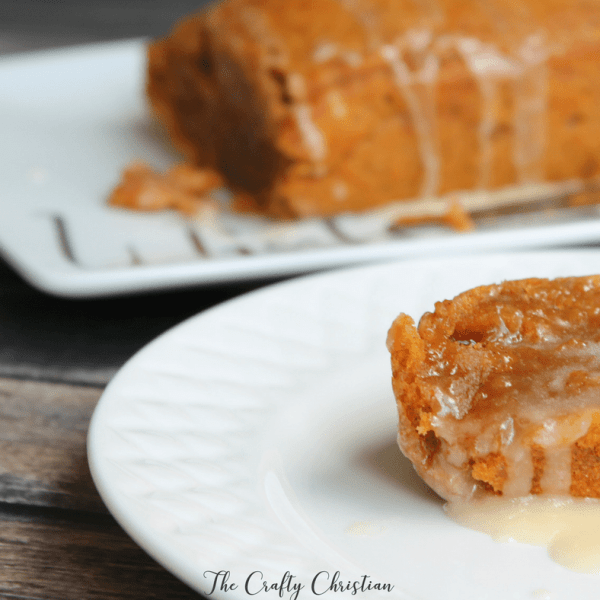 Gluten Free Pumpkin Angel Food Cake {Recipe}