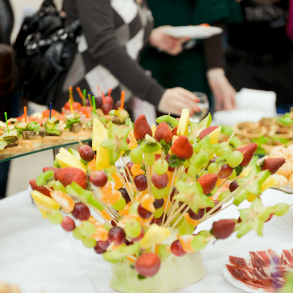How to Eat Paleo at a Party