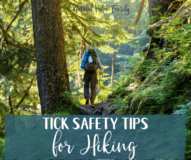 Tick Safety Tips for Hiking