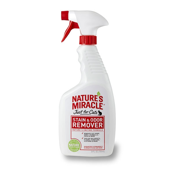 Natures Miracle Just For Cats Stain Amp Odor Remover