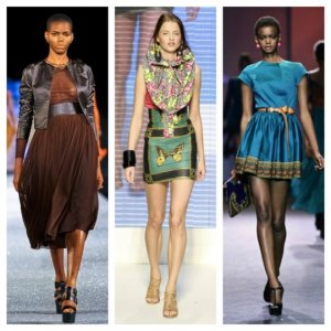New York Fashion Week African Style