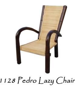 Pedro Rattan Lazy Chair