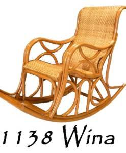 Wina Rattan Rocking Chair