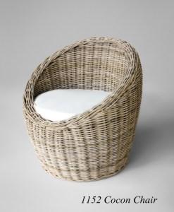 Cocon Rattan Chair