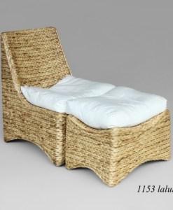 Laluna Wicker Lazy Chair