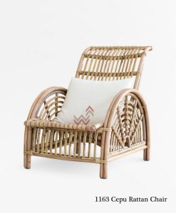 1163 Cepu Rattan Chair