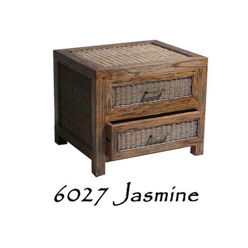 Jasmine træskuffe