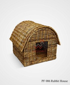 Rabbit Rattan House