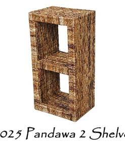 Pandawa 2 kurvhylder