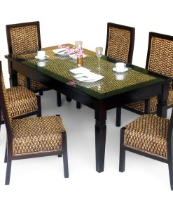 Larches Wicker Dining Set
