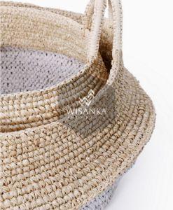 Uvo Wicker Basket