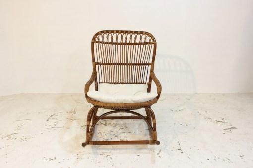 Monet Wicker Rattan Rocking Chair