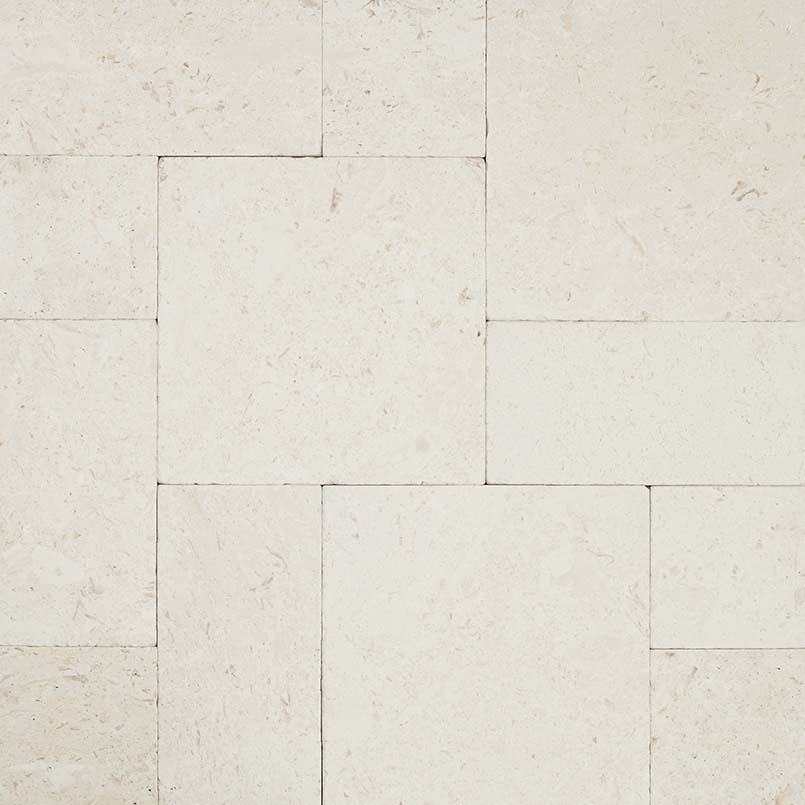 Freska Limestone Tumbled Paver