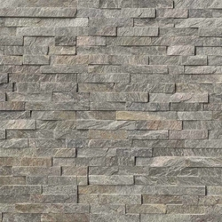 Sage Green Stacked Stone Ledger