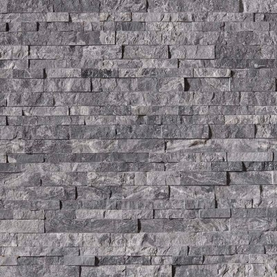 Glacial Grey Stacked Stone Panels