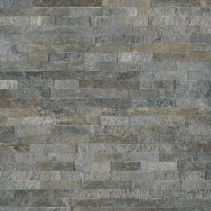 Sedona Platinum Stacked Stone Panel