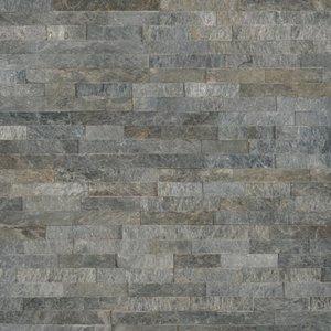 Sedona Platinum Stacked Stone Panel