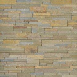 Sedona Vanilla Stacked Stone Panels