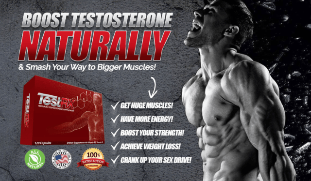benefits of testosterone booster