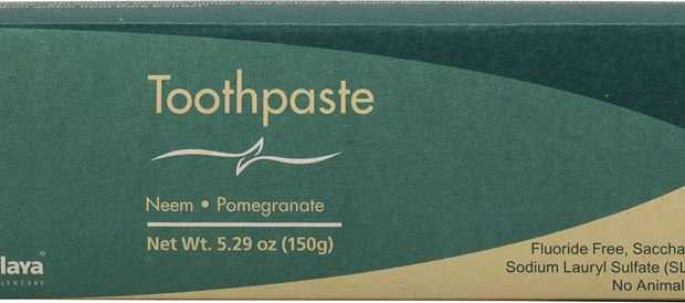 Himalaya Toothpaste