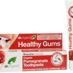 Dr Organic Pomegranate Toothpaste