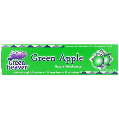 Green Beaver Toothpaste