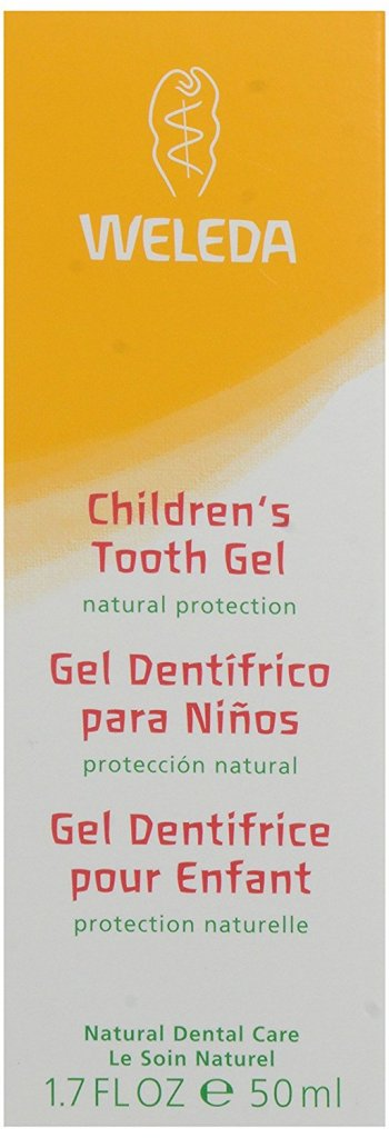 Weleda Gel Child Toothpaste for Kids