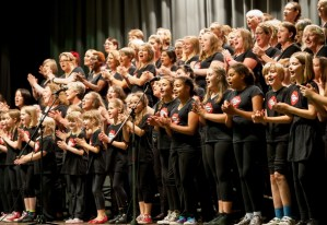 Natural Voices Youth choir
