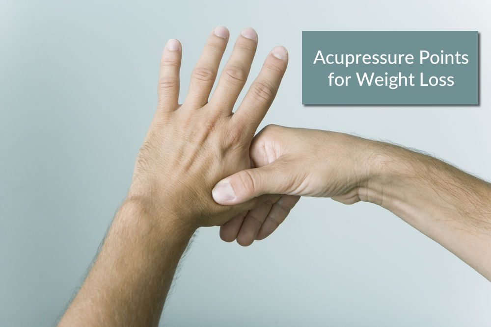 Ear Acupressure Points For Weight Loss