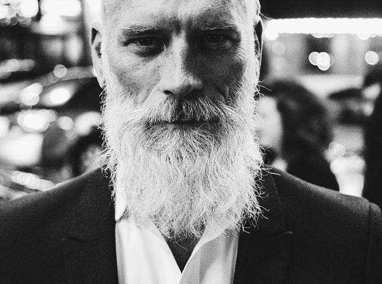 Comment avoir une belle barbe longue ?