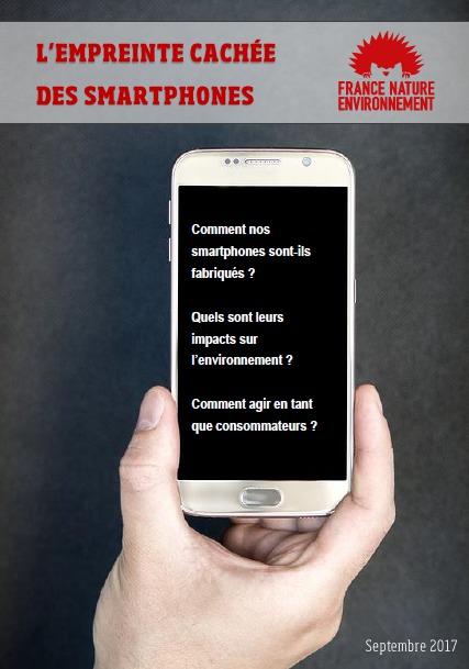 Les impacts du smartphone – Un téléphone pas si «smart» pour l'environnement
