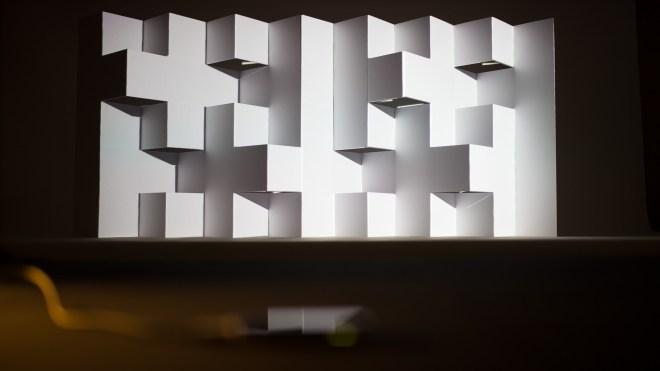 CUBES – Installation A/V interactive [vidéo]