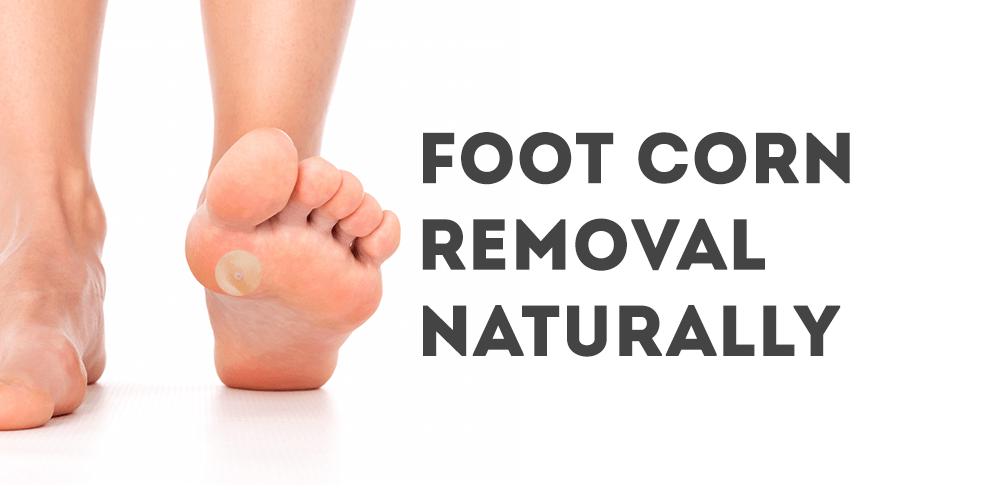 Foot Corn Removal Naturally