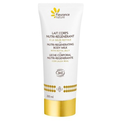 Organic Royal Jelly Body Cream by Fleurance Nature