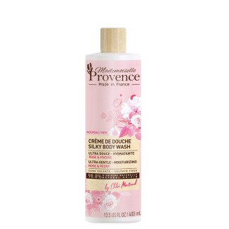 Natural Rose Body Wash by Mademoiselle Provence