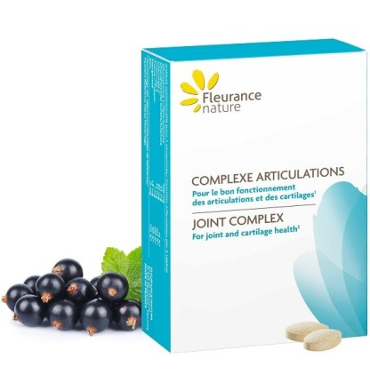 Organic Healthy Joint Food Supplement by Fleurance Nature