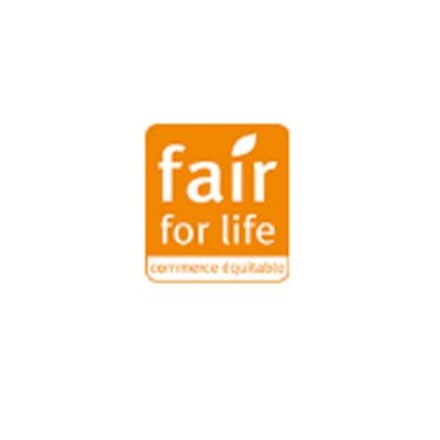 Fair Trade for Life Logo