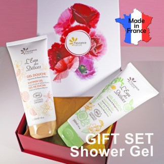 Organic Shower Gel Gift Set