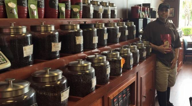 Fresh Roasting with Culinary Creations: Cattle Dog Coffee Roasters in Hernando