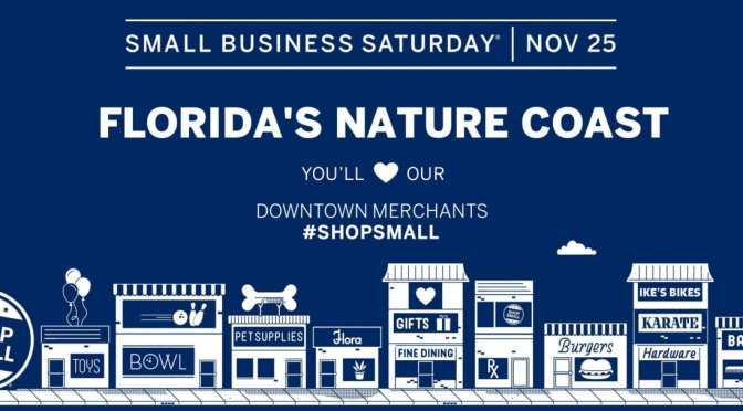 Shop Small for Big Returns on Florida's Nature Coast