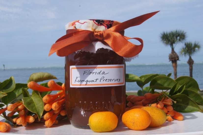 kumquat preserves